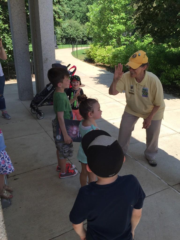Junior Ranger Initiation