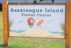 Assateague Enterance